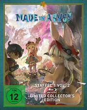 MADE IN ABYSS STAFFEL 1 VOL.2 (LIMITED COLLECTOR'S EDITION)    BLU-RAY NEU