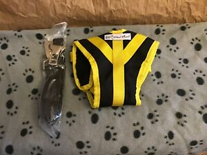 Dog Harness and Pet Safety Belt, New
