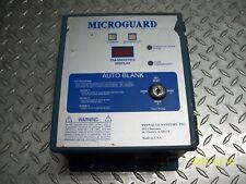 PINNACLE MICROGUARD MG-84-AB1-20 LIGHT CURTAIN CONTROL BOX (see description)