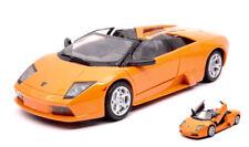 Lamborghini Murcielago Roadster 2007 Orange 1:24 Model MOTORMAX