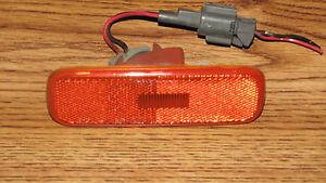 89-94 NISSAN 240SX FRONT SIDE MARKER LIGHT LH OEM DRIVER