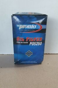 Pronto PO5250 Engine Oil Filter replaces PF2193, CH8158, LF479, PZ-61