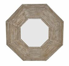 "48"" Wall Mirror Reclaimed Douglas Fir Hand Crafted Distressed Solid Wood Frame"