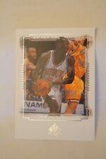"NBA CARD - Upper Deck - ""SP Top Prospects"" - Mamadou N' Diaye C - Auburn"