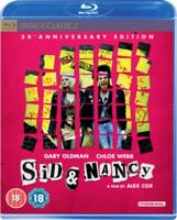 Sid E Nancy Blu-Ray Nuovo (OPTBD2968)