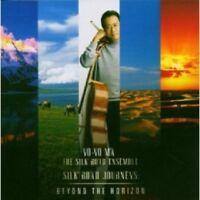 YO-YO MA - SILK ROAD JOURNEYS: BEYOND THE HORIZON  CD 15 TRACKS POP/CLASSIC NEW!