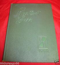 CHESTNUT BURR KENT STATE UNIVERSITY 1944 YEARBOOK KENT OHIO