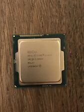 Intel i5-4690 Haswell Quad-Core CPU 3.5 GHz LGA 1150 BX80646I54690 Fan included