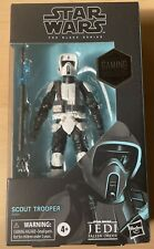 Star Wars Black Series, Scout topper (Game Stop-Gaming Greats)