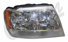 Headlight Jeep 2001 To 2004 WG Europe Grand Cherokee Crown Automotive 55155576AE