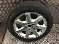 Mercedes W203 Leichtmetallfelge Reserverad R16 7J ET37 Für C Klasse 1704010202