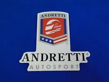 Andretti Autosport Collector Die-Cut Vinyl Decal IndyCar Indy 500