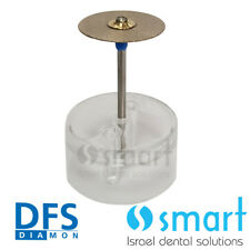 Dental Lab SIDIA Sintered Diamond Disc DFS Diamon 22 mm medium metal CoCr alloys