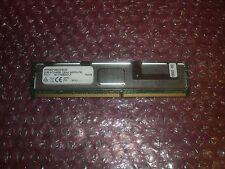 Hypertec HYF 25312842 GBOE 2GB PC2-5300 667MHZ REG módulo DIMM de memoria de servidor