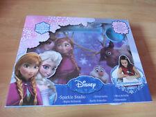 XXL Disney Frozen  Malset 1000 Teile Pinsel Sticker Stempel Aufkleber 5073