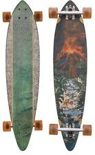"Globe - Tropic Lava Pin Tail 37"" Longboard"
