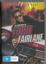 THE ADVENTURES OF FORD FAIRLANE - NEW & SEALED DVD - FREE LOCAL POST
