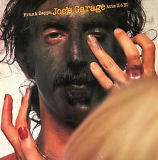 FRANK ZAPPA - Joe's Garage Acts II & III (LP) (VG+/VG)
