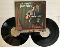 John Fahey - The Essential - 1974 US 1st Press (NM-) Ultrasonic Clean
