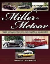 Miller Meteor FUNERAL FLOWER AMBULANCE HEARSE Packard Buick Cadillac Studebaker