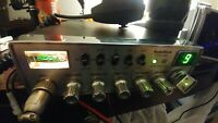 RadioShack Trc-446 Am 40 Channel CB Radio Transceiver With Weather Channels