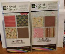 Cricut Imagine Cartridges Ancestry - Blossom