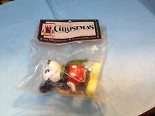 Vintage Schmid Mickey Mouse Christmas Ornament-#1-jf