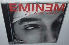 EMINEM IT AIN'T OVER (2011) BRAND NEW SEALED RARE EUROPEAN MIXTAPE CD