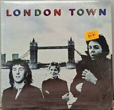 "Music Vinyl Record: Wings ""London Town"" 1078 (LP)"