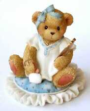 Cherished Teddies - MONICA - Mondays Child Is Fair Of Face - Retired - 789682