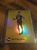 2019 Cam Reddish NBA Hoops Gold Holo Foil Arriving Now RC Silver Refractor SP!