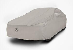 Mercedes-Benz Genuine OEM Car Cover 2017 to 2020 E-Class Sedan (W213)