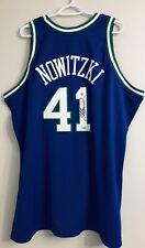 Dirk Nowitzki Mavericks Signed Mitchell & Ness NBA Authentic Jersey FANATICS