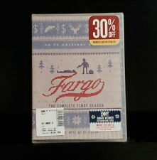 New listing Fargo The Complete First Season 1 One (4 Disc Dvd Box Set) Tv Series/Show New