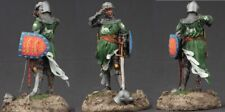 tin toy soldiers  painted 90mm Novelty, The Medieval Knight