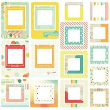 Simple Stories ~ SUMMER VIBES ~ Chipboard Frames