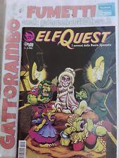 Elfquest N.15 anno 1998 (4a) -  Macchia Nera Edicola