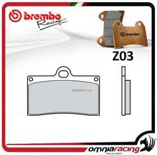 Brembo Racing Z03 plaquette frein avant fritté HUSQVARNA SMR570R 2004>