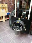Water hose, coal bucket & scuttle mount clip Mamod TE1A SR1A. Scale accessories