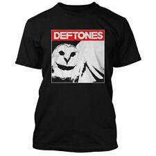 Deftones T-Shirt - Block Owl