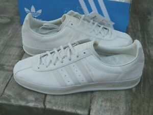 adidas Broomfield Trainers Raw White Uk Size 12 EE5711 New With Box