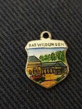 Alter Bettelarmbandanhänger 800er Silber  Bad Wildungen