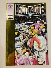 Deathmate October Yellow  Advance Comics Valiant Image 1st Print 1993 VF+