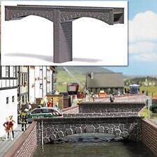 BNIB OO / HO BUSCH 7019 STONE BRIDGE KIT - MODEL RAILWAY / WARGAMES SCENERY