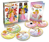 6 DVD Caja C ' Era Una Volta Pollon Serie Colección Completa Nuevo