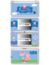 Façades, coques et autocollants multicolores pour jeu vidéo et console, pour Nintendo DS Console