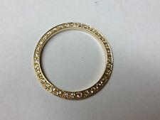 ROLEX Diamante 18CT Oro Lunetta 26mm