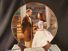 A Declaration Of Love Gone with the Wind Critic's Choice Plate Box Coa 3rd Issue