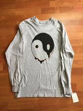Altru Gray Melting Yin Yang Graphic Tee Mens Size S Nordstrom Long Sleeve