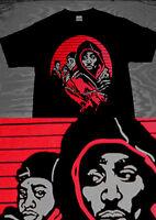 New Juice Infrared Tupac cement grey shirt bishop movie tee Cajmear shakur rap